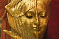 Folha de ouro de Veneza Fotografia de Stock