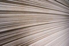 Folha de papel Imagens de Stock