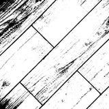 Folha de prova de madeira das pranchas Imagem de Stock Royalty Free