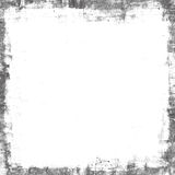 Folha de prova pintada textura da máscara do frame de Grunge Imagem de Stock