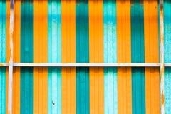 Folha galvanizada colorida, fundo da textura da folha de metal, Moder imagens de stock