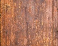 Folha galvanizada do ferro Fotos de Stock