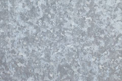 Folha galvanizada do metal Fotos de Stock