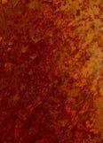Folha oxidada velha do ferro Fotos de Stock