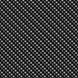 Folha preto e branco da marijuana e repetição do teste padrão do símbolo do dólar Fotografia de Stock