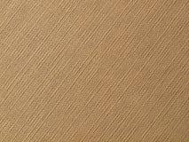 Folha vazia de cartão ondulado Fotografia de Stock