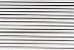 Folhas brancas do drywall empilhadas sobre se imagens de stock