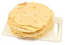 Folhas da massa de pão 2 Imagem de Stock