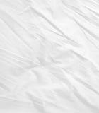 Folhas de cama brancas Imagem de Stock Royalty Free