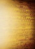 Folhas de música clássicas Fotografia de Stock Royalty Free