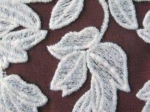 Folhas do laço Imagem de Stock Royalty Free