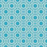 Folhas e quadros do azul Fotos de Stock Royalty Free