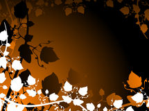 Foliage background Stock Images