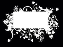 Foliage blank Royalty Free Stock Images