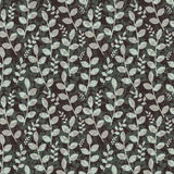Foliage pattern Stock Images