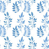 Foliage pattern Stock Photo