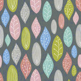 Foliage Pattern Royalty Free Stock Photo
