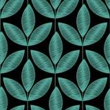 Foliage pattern Stock Photo
