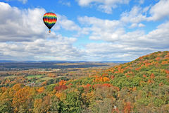 The foliage scenery in New Jersey royalty free stock photo