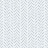 Foliage semless background. Neutral tileable pattern of vertical lines of leaves. Vector EPS10 Stock Photography
