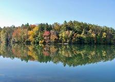 Foliage in Vermont stock photos