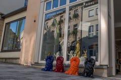 Folichon i Bayreuth Royaltyfri Fotografi