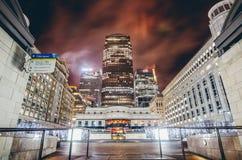 Folie de ciel Photographie stock libre de droits