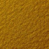 Folie gouden textuur Gouden glanzend metaal Stock Fotografie