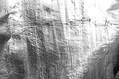 Folie som en bakgrund textur Royaltyfri Fotografi