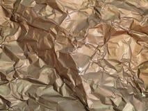 Folienpapierbeschaffenheit Stockbilder