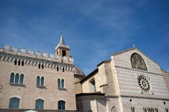 Free Foligno Medieval Town, Italy Stock Photography - 34011742