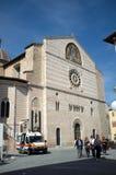 Foligno medieval town, Italy Stock Image