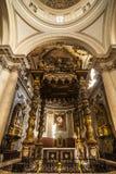 Duomo av Foligno, inre fotografering för bildbyråer