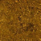 Foliowy textured prze?cierad?o Zabarwiaj?ca kruszcowa kamienna tekstura Odcie? z?ota bry?ki tekstura Abstrakt?w kamienni textured fotografia royalty free