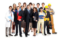 folk Royaltyfria Bilder