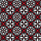 Folk abstract pattern Stock Photo