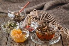 Folk alternative medicine concept Royalty Free Stock Images