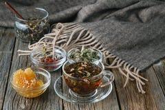 Folk alternative medicine concept Stock Image