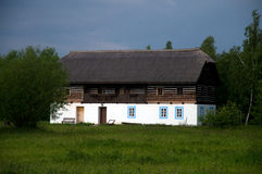 Folk architecture Royalty Free Stock Images