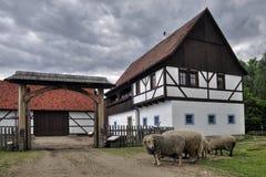 Folk architecture Stock Image