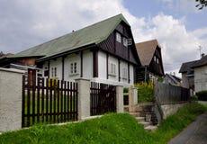 Folk architecture Stock Photo