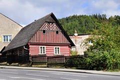 Folk architecture Stock Photography