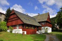 Folk architecture Royalty Free Stock Image