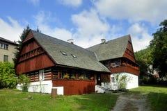 Folk architecture Stock Photos