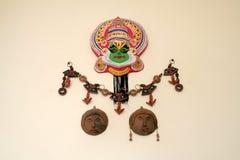 Folk Art Masks Stock Images