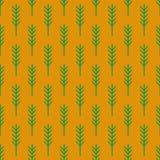 Folk art pattern Stock Image