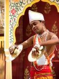 Folk Artist Stock Image