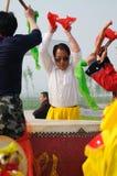 Folk arts-drums Stock Photo