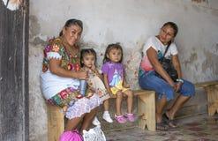 Folk av Valladolid Royaltyfria Foton