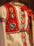 folk costume czech Royalty Free Stock Photography